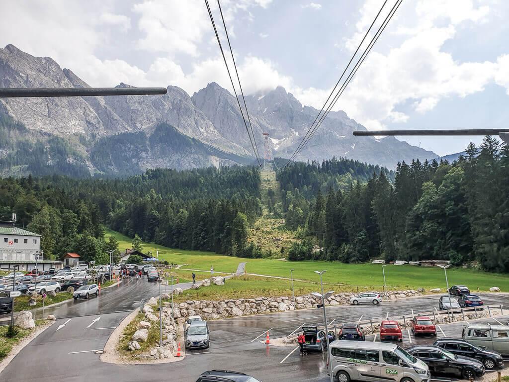 Zugspitze Eibsee Neu